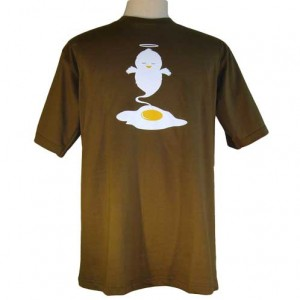 Egg to Baby Chick Angel Tee