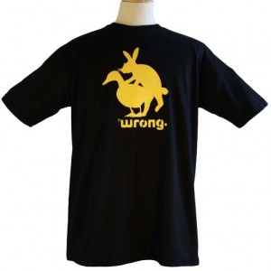 Funny Wrong Duck Rabbit Shirt
