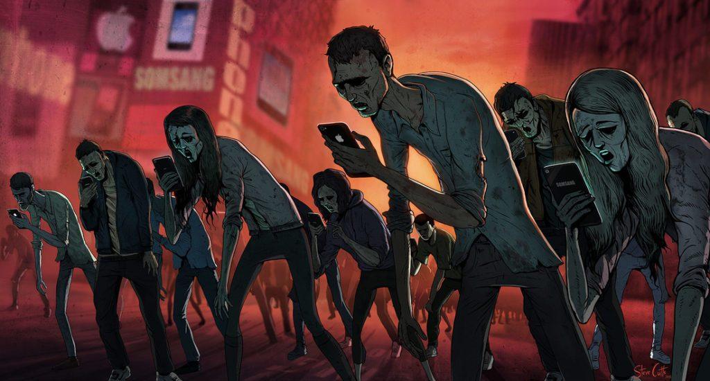 Smartphone Zombie Apocalypse