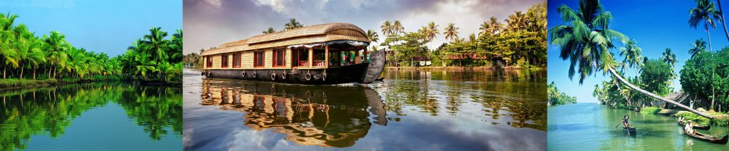 Kerala-Backwaters-on-Houseboat