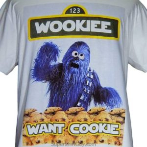Wookie Cookie Monster Shirt