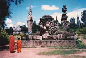 Nong Kai Thailand Sculpture Garden