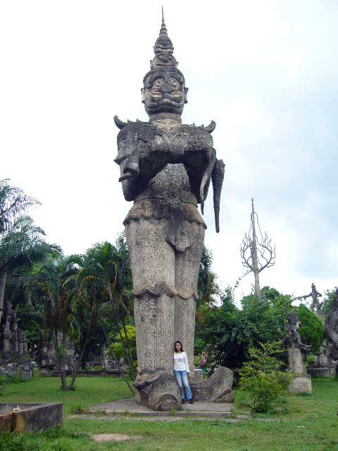 Lao Giant Of Death