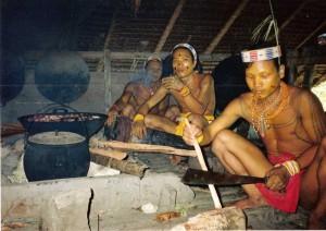Mentawin People of Siberute 1995