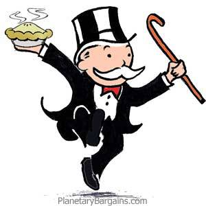 Monopoly Man Has My Pie