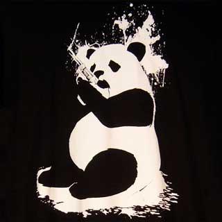 Dangerous Panda Tee