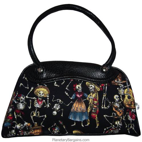Eternal Fiesta Handbag Black