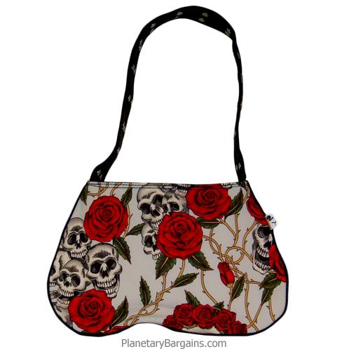 Eternal Fiesta Rivet Canvas Hand Bag