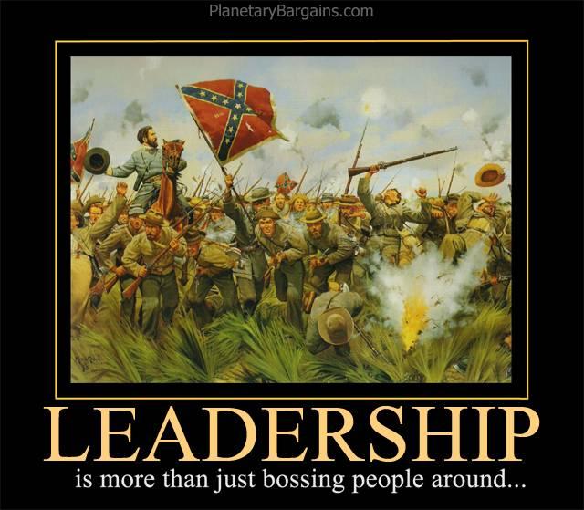 Funny Leadership