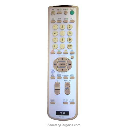 TVRemote For Sony RM-993