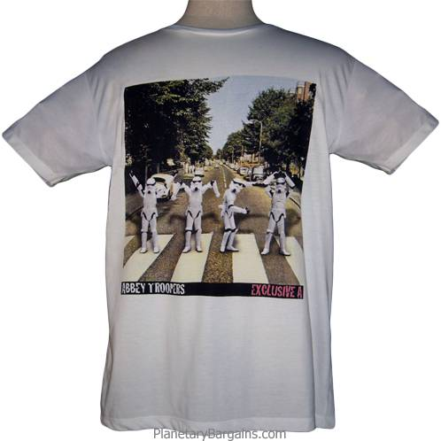 Abbey Road Stormtroopers YMCA Shirt