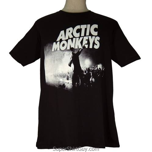 Arctic Monkeys Live Shirt