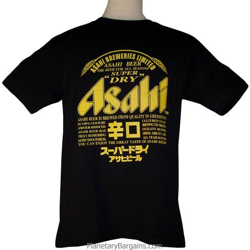 Asahi Beer Shirt