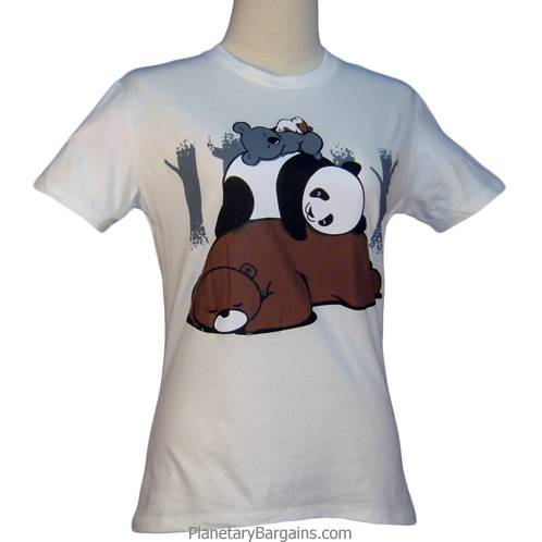 Ladies Bear Pile Shirt