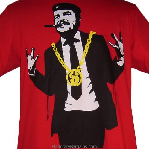 Rapping Che Shirt