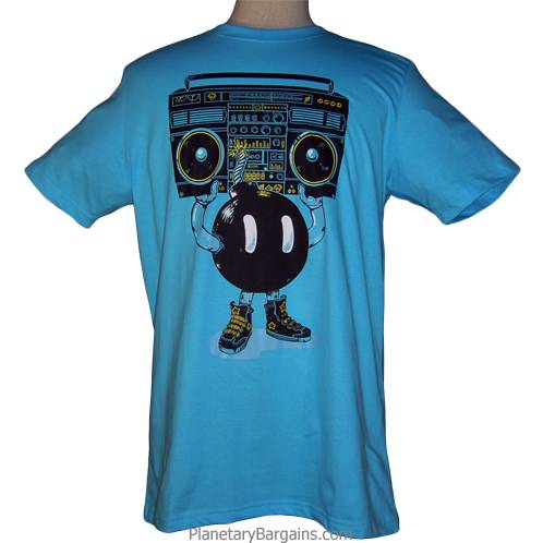 Bob-omb Boombox Shirt
