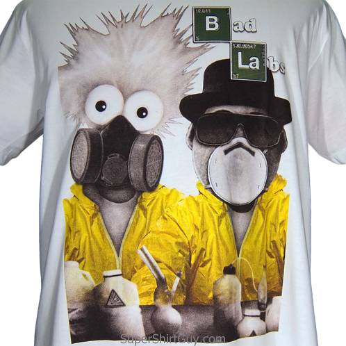 Breaking Bad Muppets Shirt