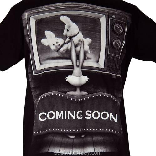 Bugs Bunny Coming Soon Shirt