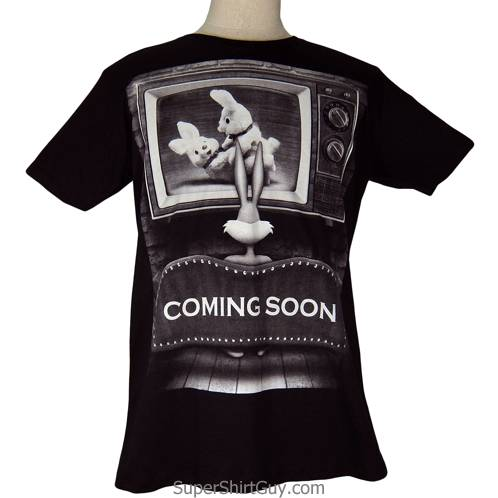 Bugs Bunny Coming Soon Shirt