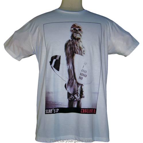 Chewie Goes Surfing Shirt