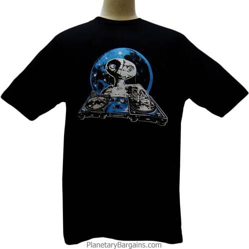 DJ ET Shirt