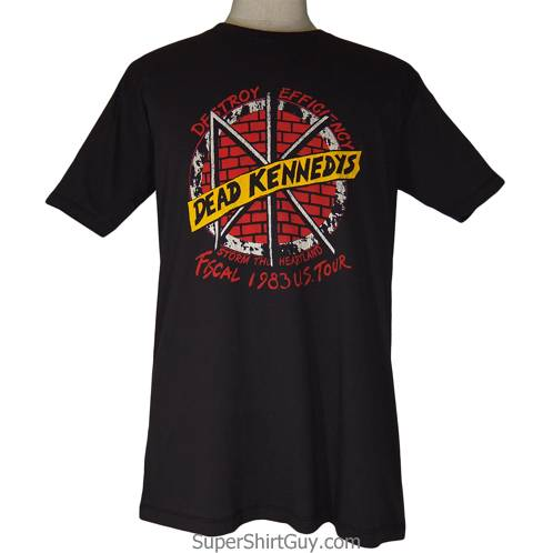 Dead Kennedys Tour Shirt