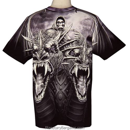 Dragon Rider Reaper Shirt
