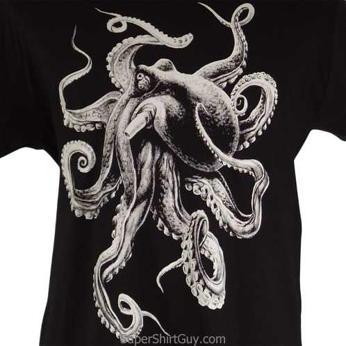 Epic Octopus Shirt
