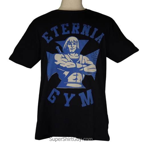 Eternia Gym He-Man Shirt