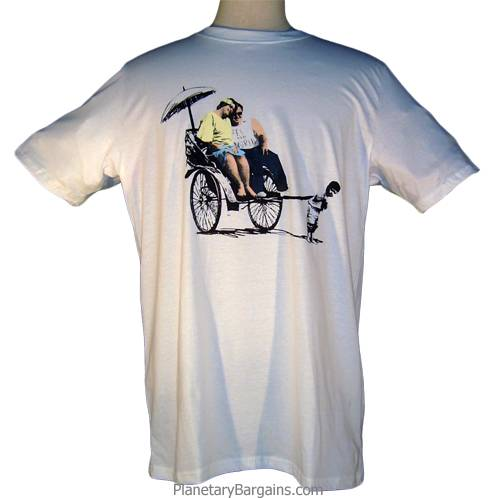 Rickshaw Feed The World Shirt