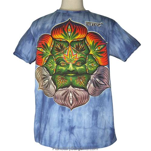 Flower Face Shirt