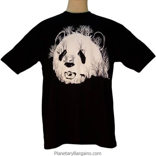 Forest Panda Shirt