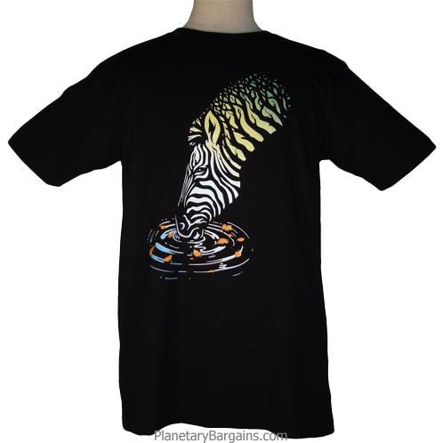Forest Zebra Shirt