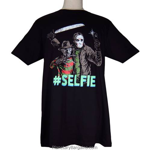 Jason Freddy Selfie Shirt
