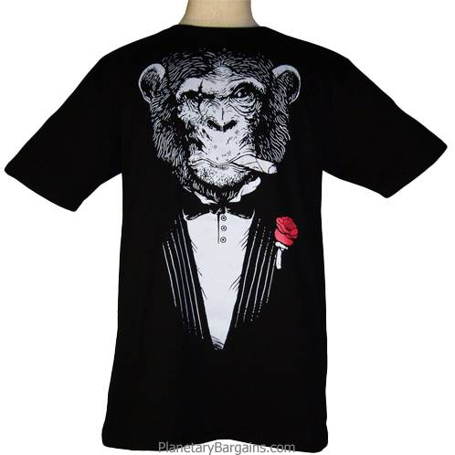 Gangster Gorilla Shirt