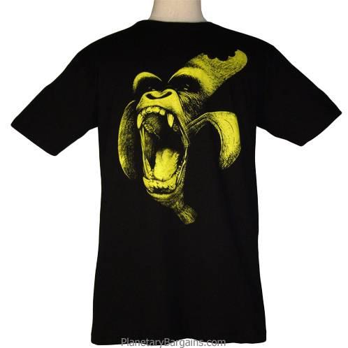 Gorilla Banana Shirt