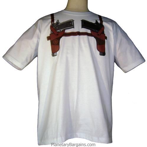Gun Holster Shirt