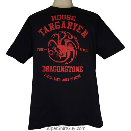 House Targaryen Game Of Thrones Shirt