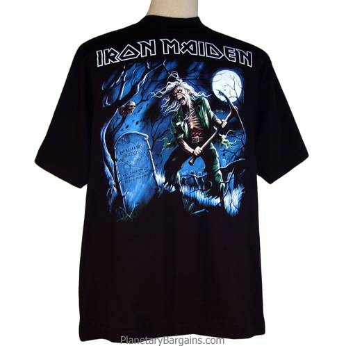 Iron Maiden Benjamin Breeg Shirt
