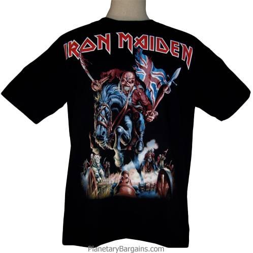 Iron Maiden Horse Rider T-Shirt