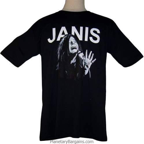 Janis Joplin Shirt