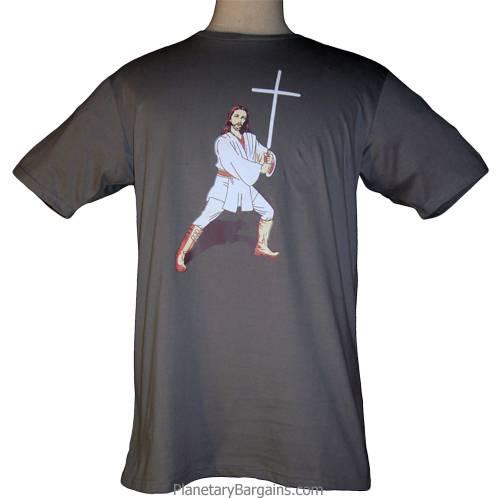 Jedi Jesus Shirt