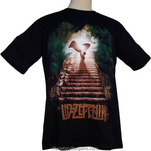 Led Zeppelin Stairway Shirt
