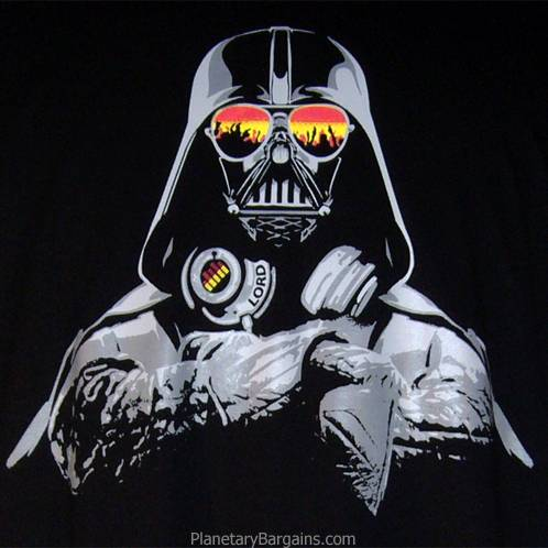 MC Darth Vader Shirt