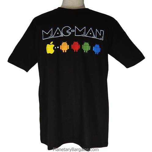 Mac Man Shirt