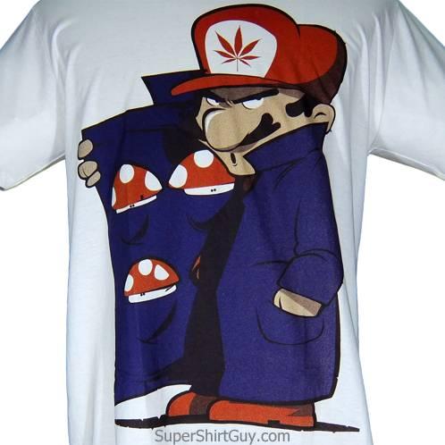 Mario Drug Dealer Tee