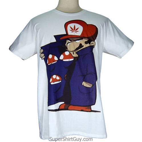 Mario Drug Pusher Shirt