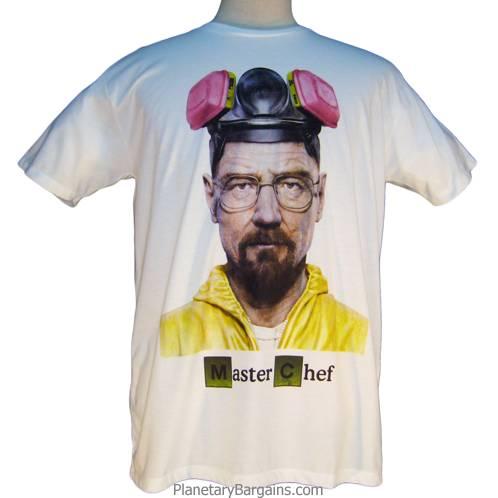 Master Chef Walter White Tee