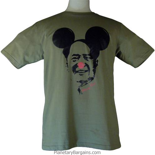 Mickey Mao Shirt