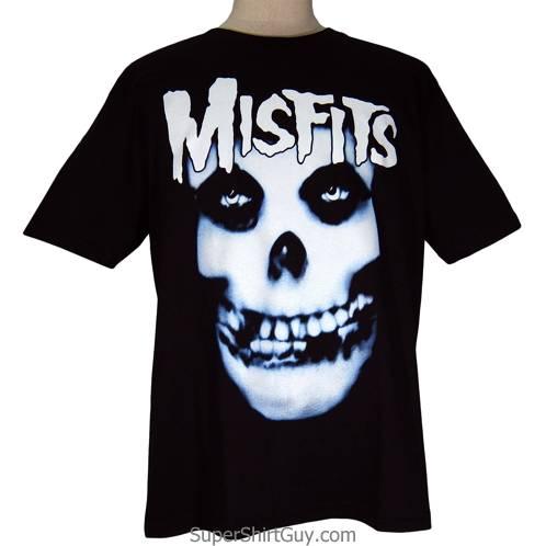 The Misfits Fiend Skull Shirt